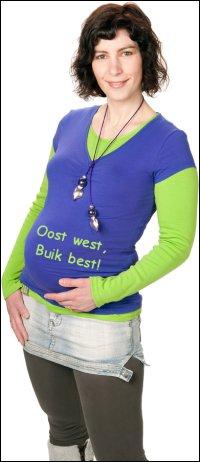 Grappige Zwangerschapskleding.Zwangerschapsshirts Met Leuke Teksten Grappige Positiekleding
